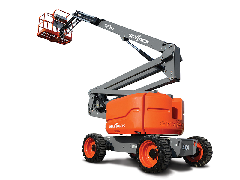 RT Boom Lifts